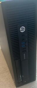 HP EliteDesk 705 G1 (250GB, AMD A4 PRO-7300B, 4.1GHz, 4GB) PC Desktop *Free P&P*