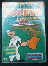 Popeye Y Sus Amigos: Popeye Patriotico (popeye & Friends-spanish Version) NEW