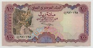 YEMEN 100 RIALS 1993 PICK 28 UNC