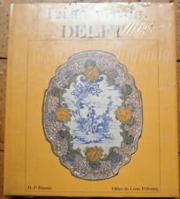 La Faience de Delft Fourest H P sous blister origine