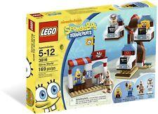 LEGO SpongeBob SquarePants 3816 Glove World - Brand NEW! Retired!