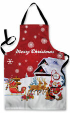 Markenlose Küchenschürzen mit Weihnachts-Thema