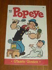 POPEYE CLASSIC COMICS #28 IDW YOE COMICS