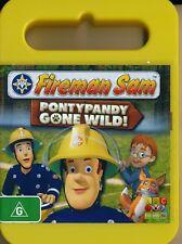 Fireman Sam Pontypandy Gone Wild! DVD R4