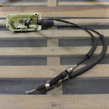 LEVA CAMBIO + CAVI FIAT SEICENTO (1998-2010) ORIGINALE COD 735290056