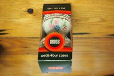 Cross Petit-Four Cases – Vintage