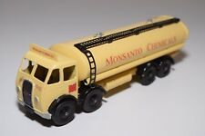 # 1:43 DINKY TOYS 504 FODEN TANKER TANK TRUCK MONSANTO EXCELLENT COND. REPAINT