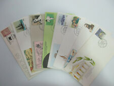 Australia x 8 Fdc's All on Auspost covers. Pre-Stamped. See Scans. Free Post