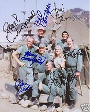 MASH CAST AUTOGRAPH SIGNED PP PHOTO POSTER