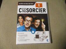 """DVD NEUF """"C'EST PAS SORCIER - CES BETES QUI NOUS FONT PEUR"""" Fred & et Jamy"""