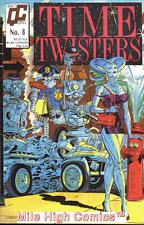 Time Twisters (Alan Moore Scripts In 1-4, 6-9, & 14) (1987 Seri #8 Fine