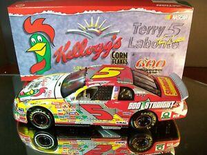Terry Labonte #5 Kellogg's Iron Man II 600 Consecutive Starts 1998 Chevy MC 3500