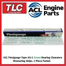 "Flexigauge Plastigauge AG-1 GREEN Bearing Clearance Check Strips .001""-.003"" x 2"