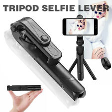 4 in 1 Wireless Bluetooth Selfie Stick Universal Tripod Extendable Remote Camer