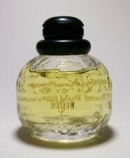 YVES SAINT LAURENT PARIS EDT 7.5ml/0.25oz Womens Miniature Bottle Perfume