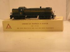 American Models Jersey Central 1542 S Scale RS Diesel Locomotive