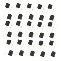 50pcs General Propose 2N2907 25V 0.1A TO-92 Package PNP Transistor CP