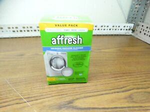 Affresh Washer Machine Cleaner, For Whirlpool, Maytag & amana, 6-Tablets, 8.4 oz