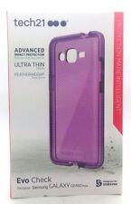 TECH 21 EVO controllo Ultra Sottile Custodia per Samsung Galaxy Grand Prime Viola