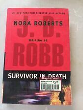 Janet Evanovich Survivor In Death Hard Cover 2005