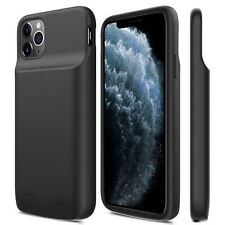 For iPhone 11/11 Pro Max Extended Battery Charger Case Power Bank Charging Soft