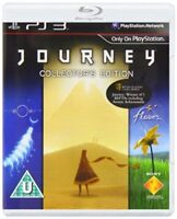 Journey Collectors Edition (PS3) - MINT - 1st Class Delivery