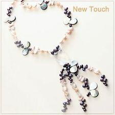 & free shipping Fancy pearl necklace