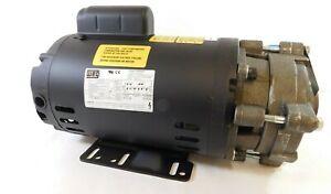 Shurflo COMCB55 Centrifugal Pump with Motor 1-1/2 HP 115/230V Cast Iron