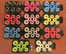 8PC Replacement Ear Tips Ear Buds Power Beats Powerbeats 2 or 3 Wireless Colors