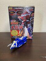 Power Rangers Kyoryu Sentai Zyuranger Super Minipla Triceratops Megazord BANDAI