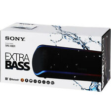 *NEW* Sony SRS-XB31 Portable Wireless Waterproof Bluetooth NFC Speaker (Black)