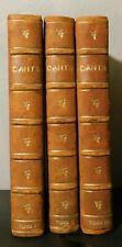 Dante. The Divine Comedy. 1798.