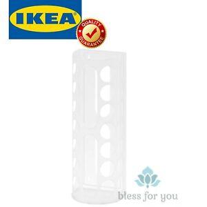 IKEA VARIERA Plastic Bag Dispenser White