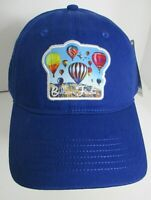 Balloon Fiesta Hat Cap Arizona USA Unisex Printed Applique Hot Air Balloon