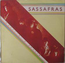 Sassafras Wheelin 'n' Dealin' 8 Track Lp A3 B2 matriz