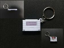 Super Metroid 3D CARTRIDGE KEYCHAIN super nintendo snes collectible