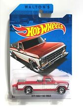 New Hot Wheels '79 Ford F150 Sam Walton's Walmart Diecast Toy Truck Collectible
