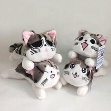 "4X Chi's Sweet Home Anime Chi Cat Plush Soft Toy Stuffed Animal Doll 9"" NWT"