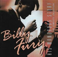 Billy Fury: His Wondrous Story - CD (2007)
