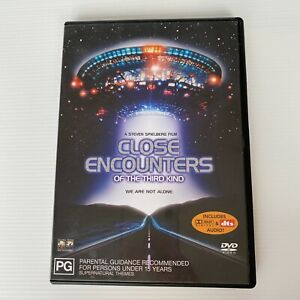 Close Encounters Of The Third Kind DVD R4 Spielberg sci-fi