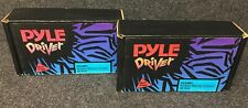 New listing Pyle Driver Pdxmr1 Bandpass Midrange Crossover Made In Usa Authentic Old School