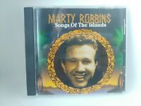 Marty Robbins - Songs Of The Islands (CD) Good Music Label (1983) free shipping!