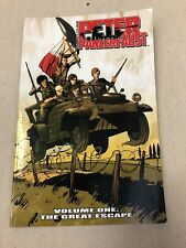 Image Comics Peter Panzerfaust #1 The Great Escape Graphic Novel