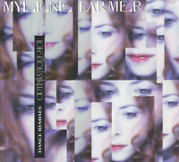 CD MAXI DIGIPACK MYLENE FARMER OPTIMISTIQUE-MOI REMIXES COLLECTOR COMME NEUF