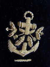IN13865 - BRODERIES de col Ing. GENERAL de 1ère classe du Génie maritime
