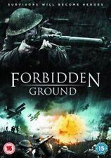 Forbidden Ground [DVD], DVD | 5055744700032 | New