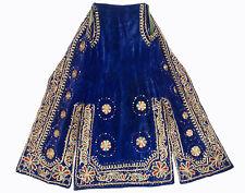 antike osmanische Frauen samt Mantel  Antique Ottoman women's velvet coat  No:35