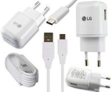 Original LG Schnellladegerät inkl. USB-C Datenkabel für LG Nexus G5 / 5X  weiß