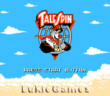 Disney's Talespin - Tale Spin NES Nintendo Game