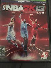 NBA 2K13 (Microsoft Xbox 360, 2012)
